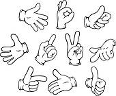 gesture clipart gesture clipart #k1336005.