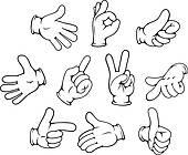 gesture clipart gesture clipart #k1336005.