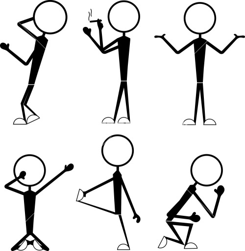 Gesture Clipart #134.