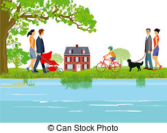 Go for a walk Illustrations and Clipart. 174 Go for a walk.