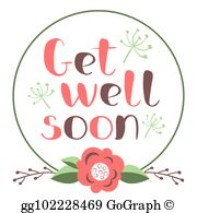 Get Well Soon Clip Art.