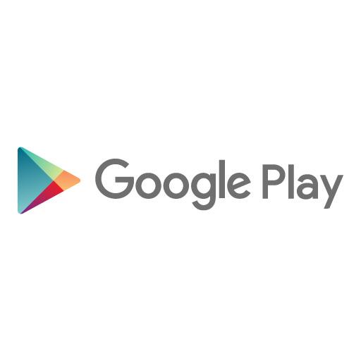 Google Play 2015 logo vector.