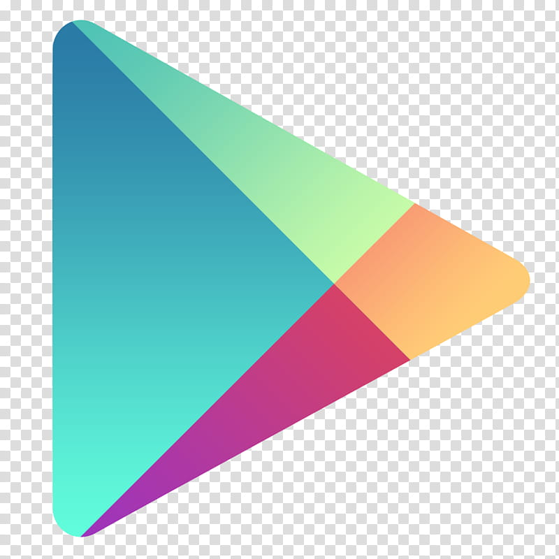 Google Play Icon Logo, , Google Playstore icon transparent.