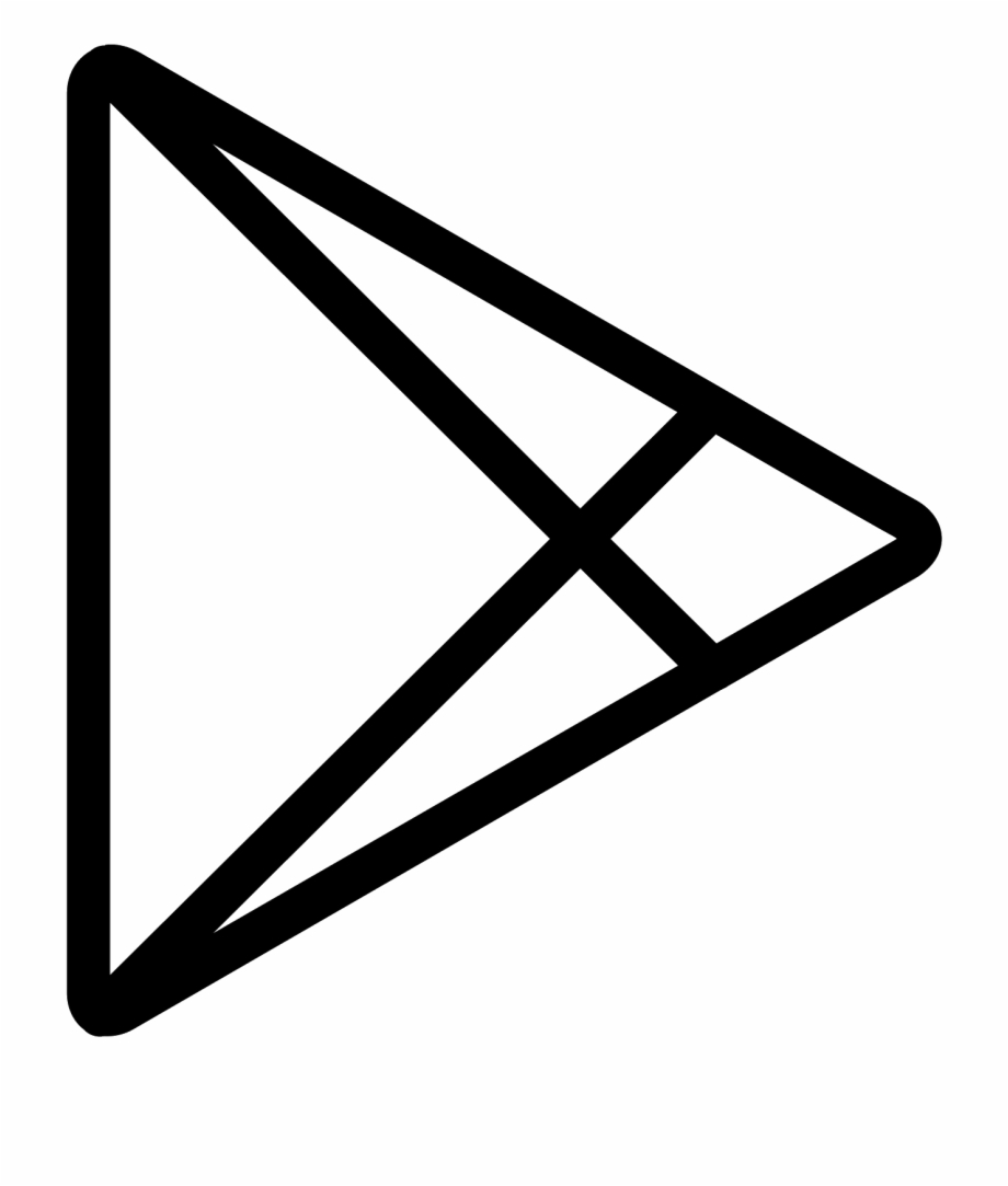 Google Play Icon Google Play Logo Vector Png.