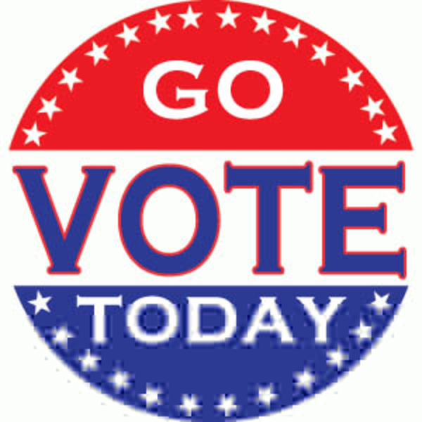 Get Out To Vote Clipart.