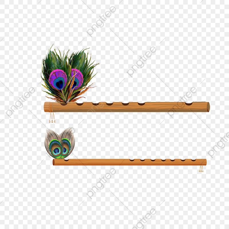 Download for free 10 PNG Flutes clipart lord krishna Images With.