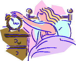 Get up clipart #12
