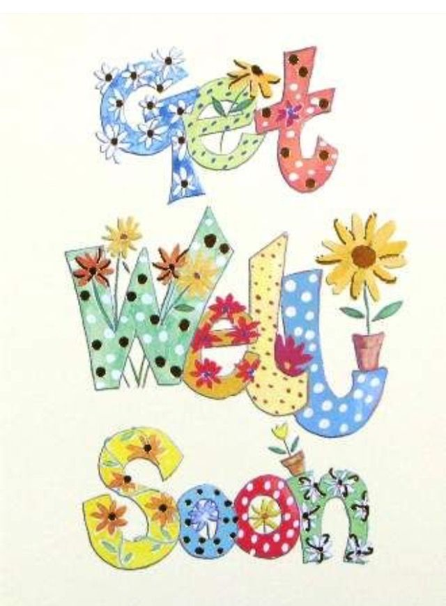 1000+ images about Get well printables on Pinterest.