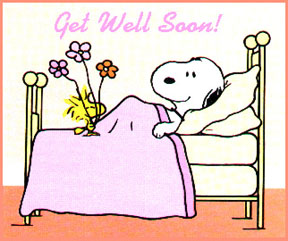 Funny Get Well Clipart.