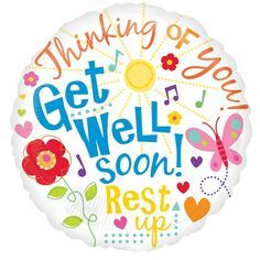 Clipart get well wishes 8 » Clipart Portal.