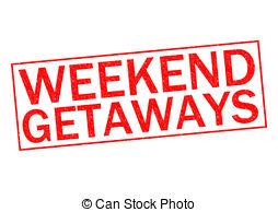 Weekend getaway clipart.