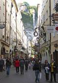 Stock Photo of Salzburg, Austria, Wrought.