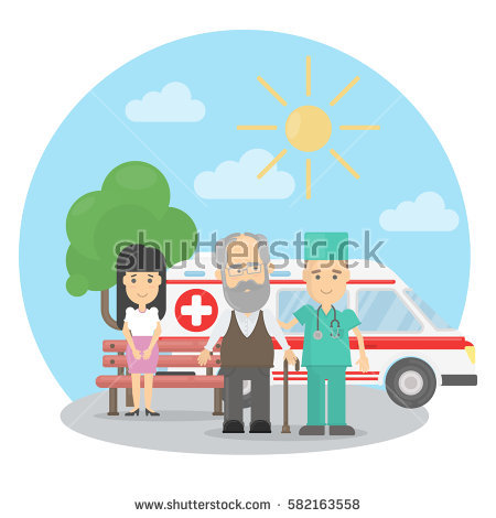 Getting Out Of Car Stock Vectors, Images & Vector Art.