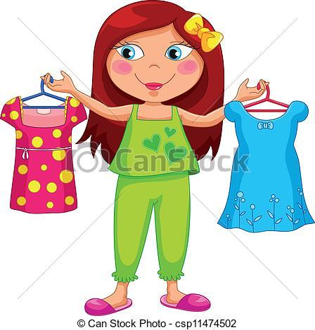 Getting dressed in the morning clipart 3 » Clipart Portal.
