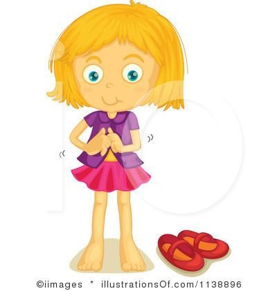 Getting dressed in the morning clipart 2 » Clipart Portal.