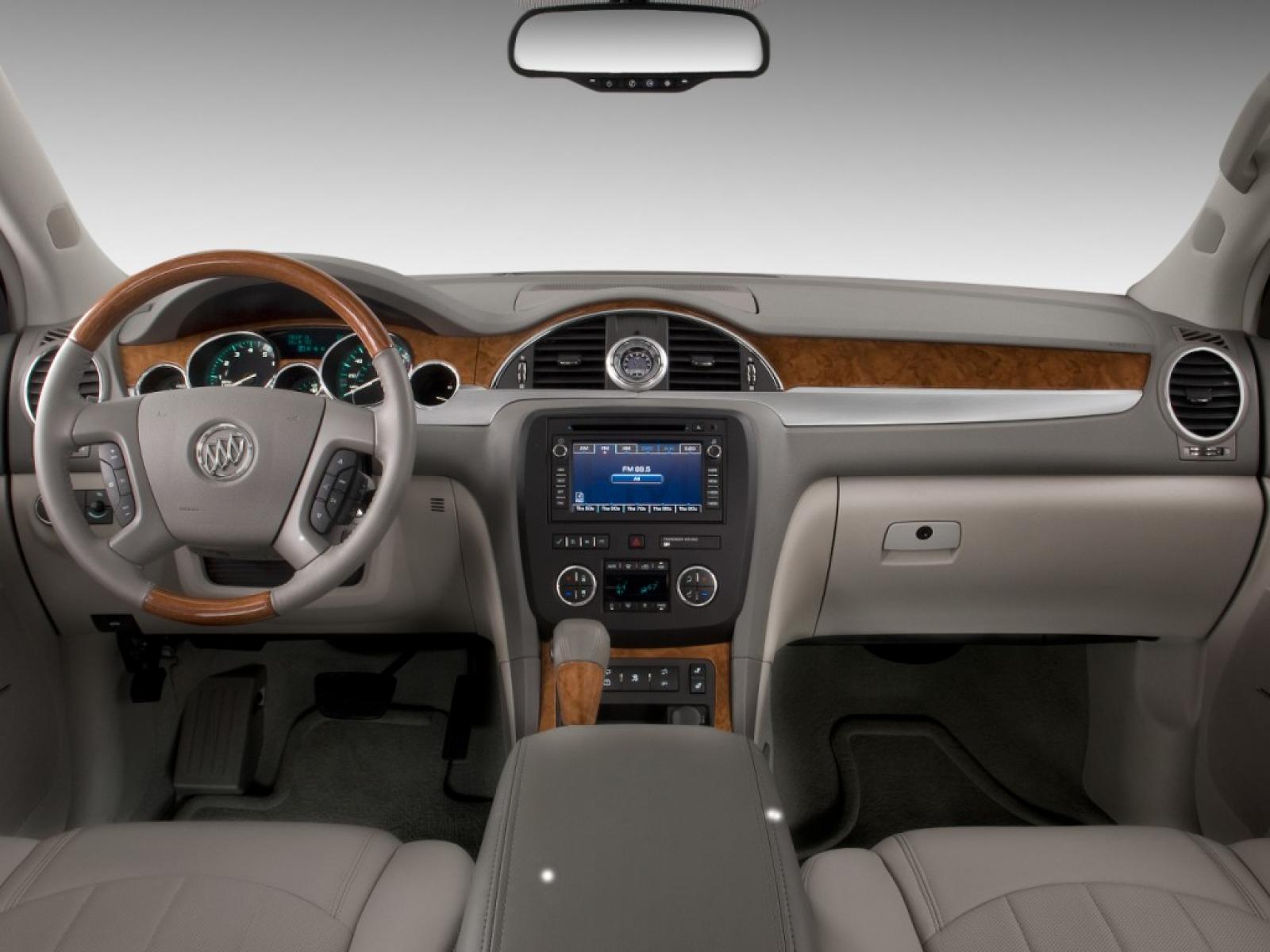 2010 Buick Enclave.