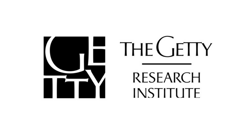 2019 Getty Foundation Scholar Grants for Researchers.