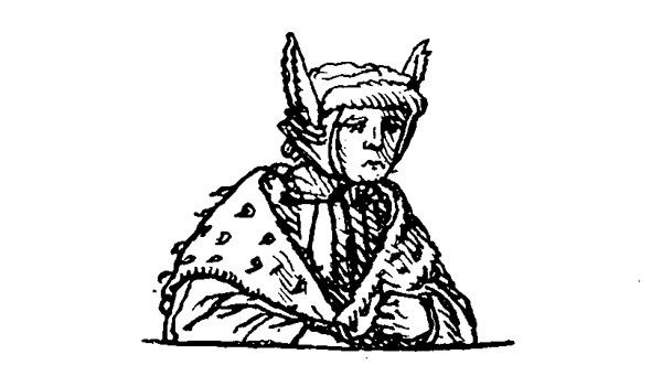 Das Lob der Torheit von Erasmus von Rotterdam.