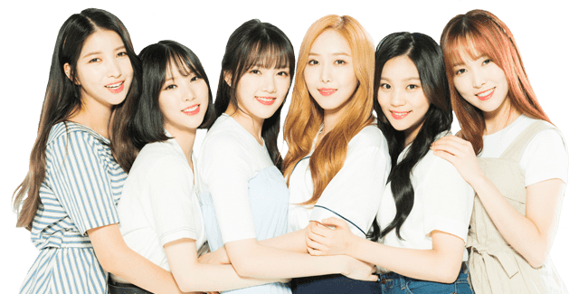 GFRIEND Members Profile, Songs and Albums.
