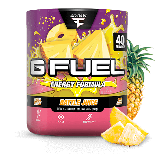 FaZe Clan's Battle Juice.