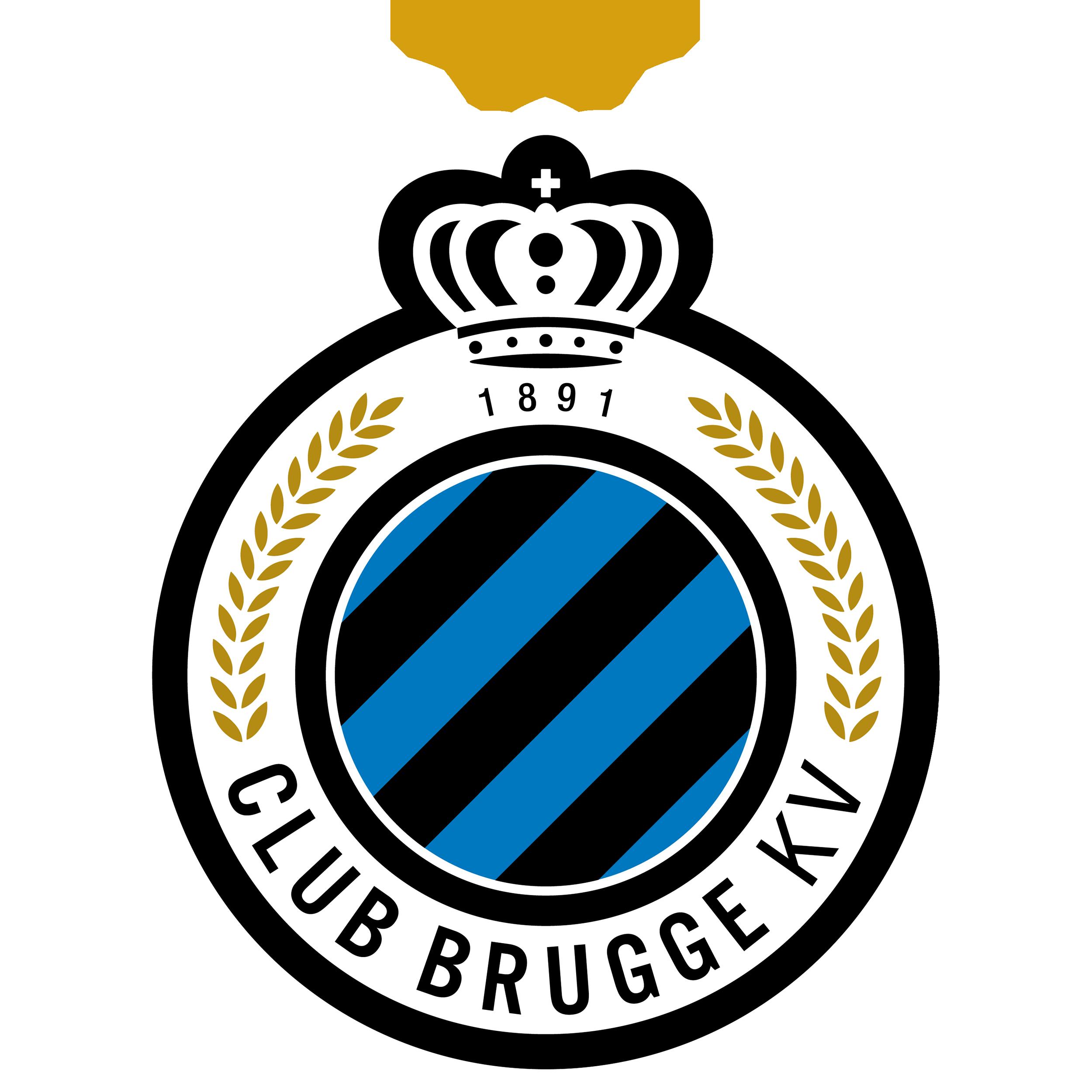 Club Brugge KV Logo.