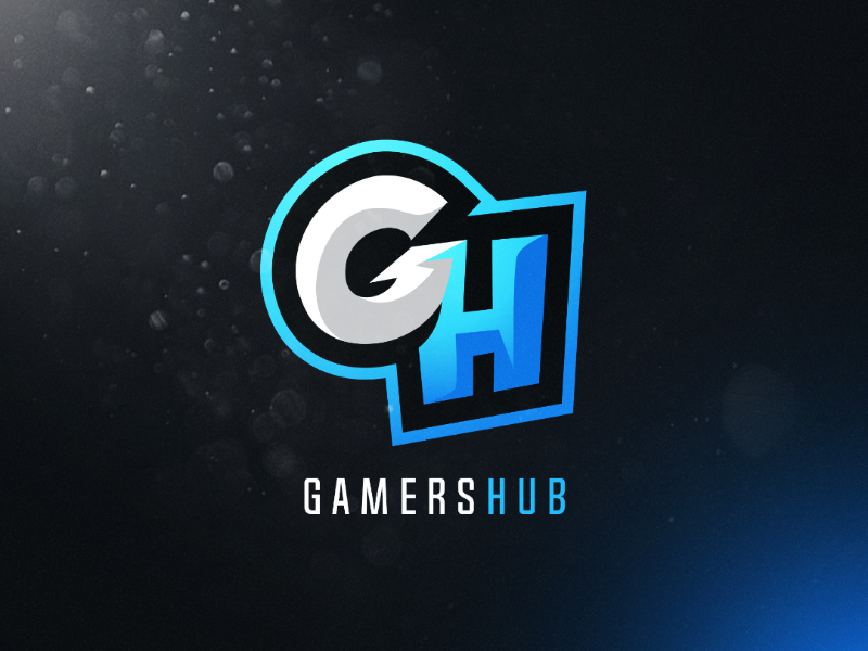 GH Gaming logo design by Marvin Baldemor on Dribbble.