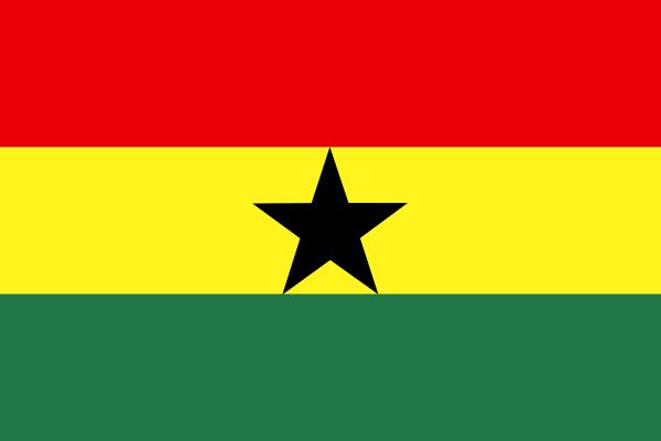 Ghana clip art Free Vector / 4Vector.