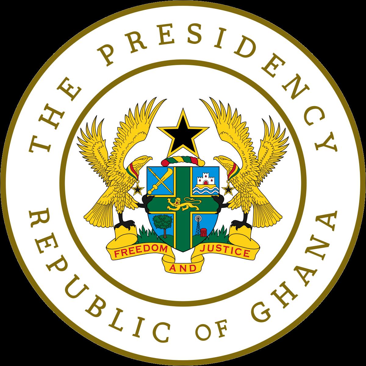 President Of Ghana.