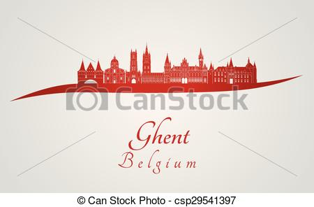 Ghent Vector Clipart Royalty Free. 37 Ghent clip art vector EPS.