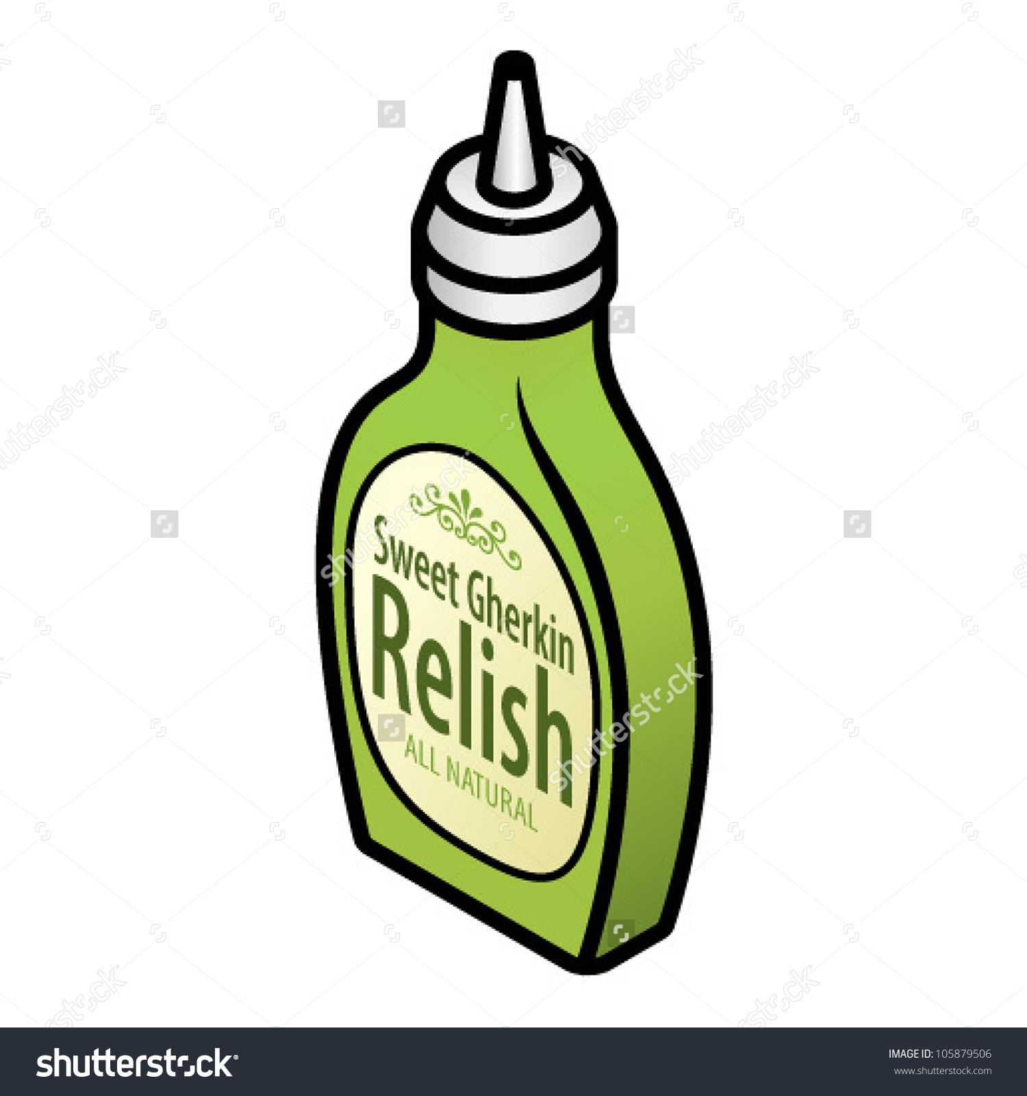 Relish clipart.