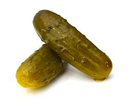 Gherkin definition and meaning.