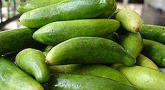 Pickled Gherkins.