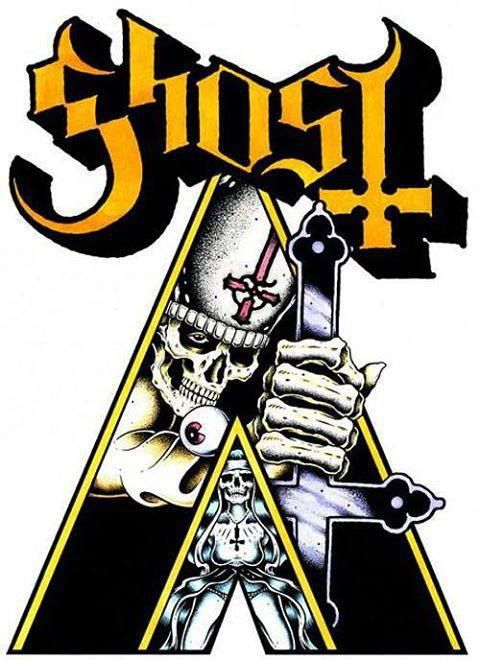 25+ best ideas about Ghost Metal Band on Pinterest.