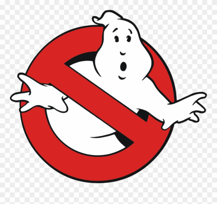 Haunted Clipart Ghostbuster.