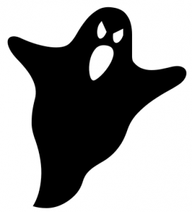 real ghost clipart - Clipground