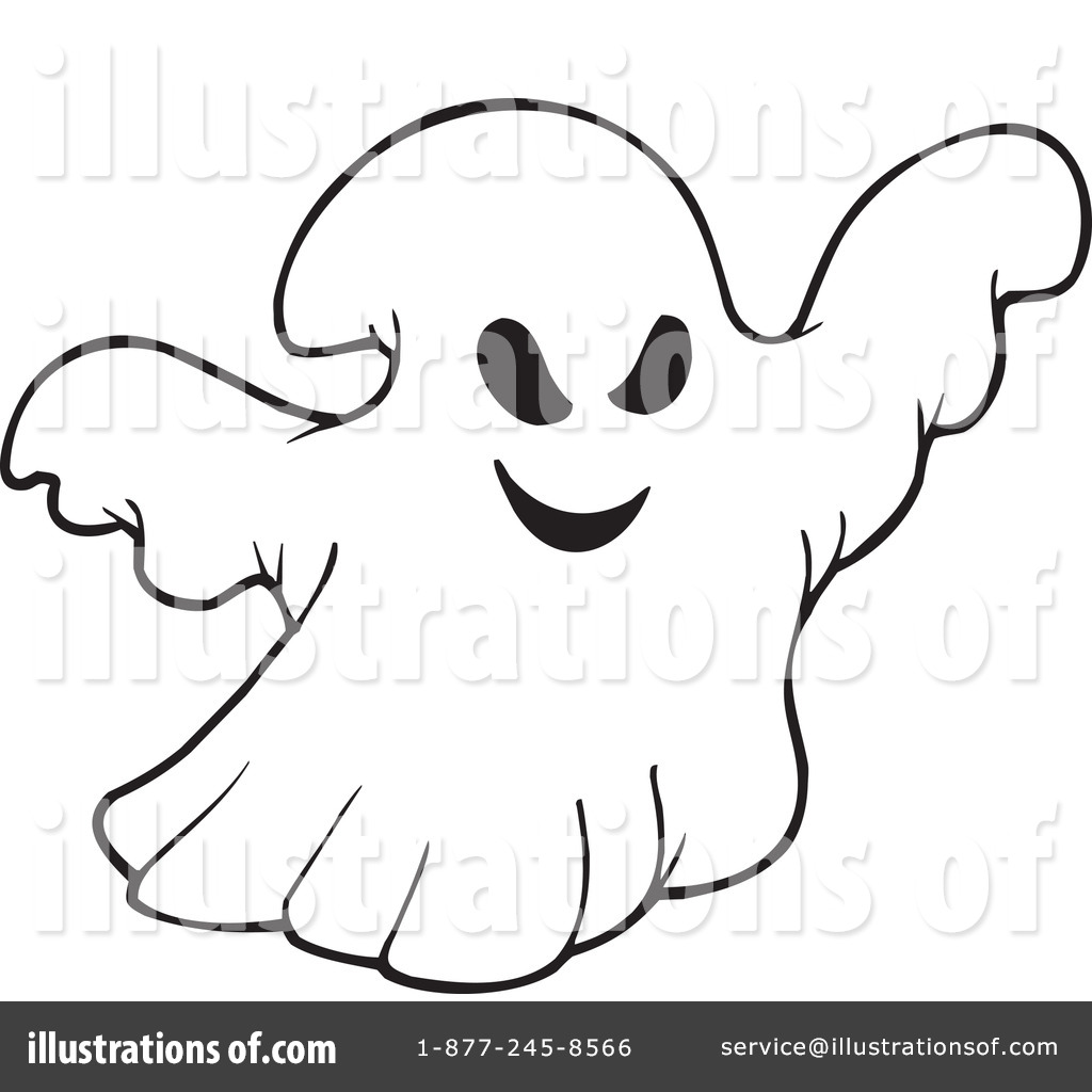 Ghost Clipart #230258.