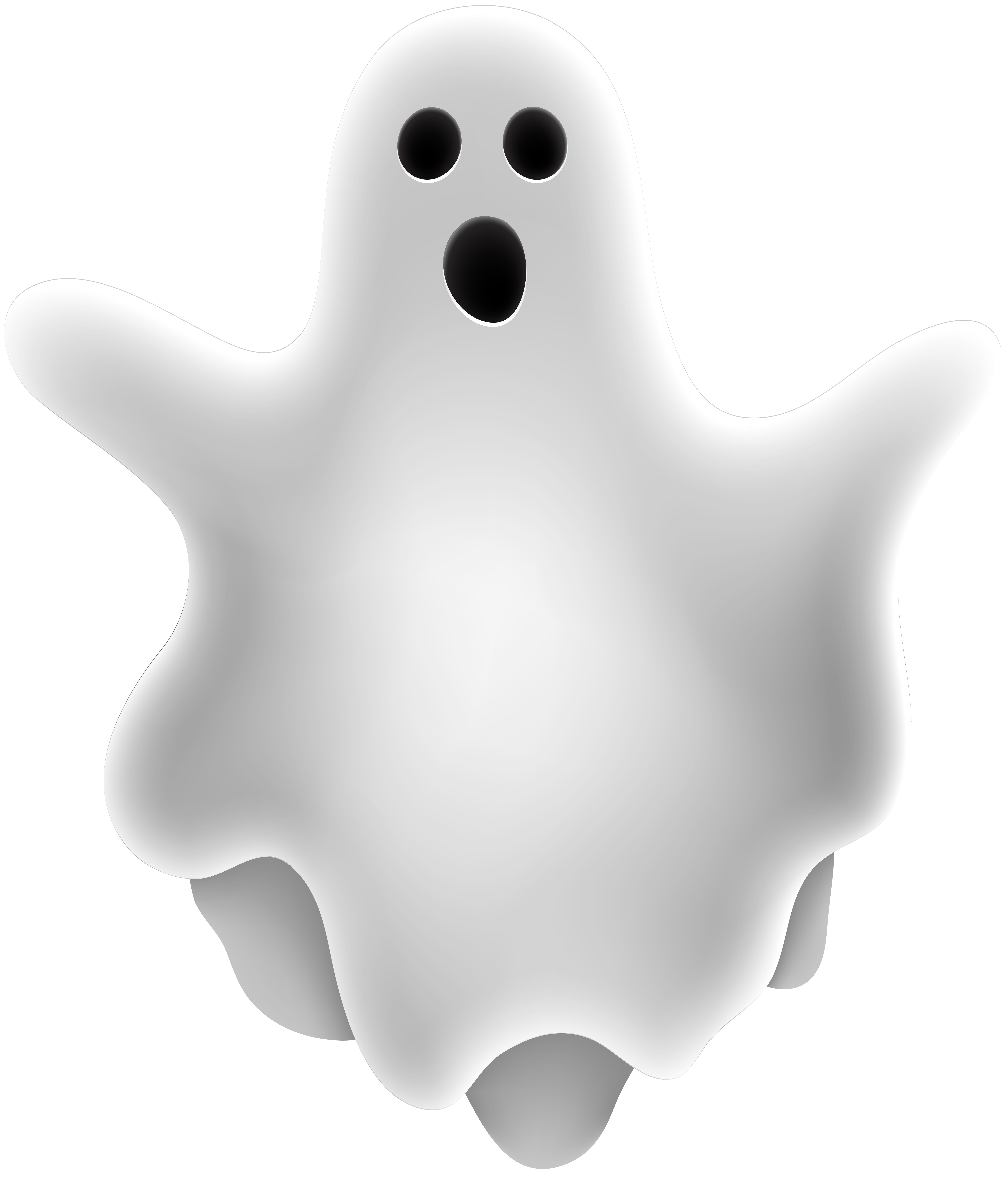 Ghost PNG Clip Art Image.