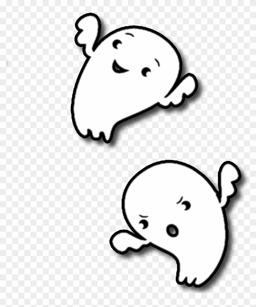 Images For Happy Halloween Ghost Clipart.