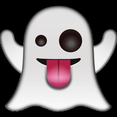 Ghost Emoji.