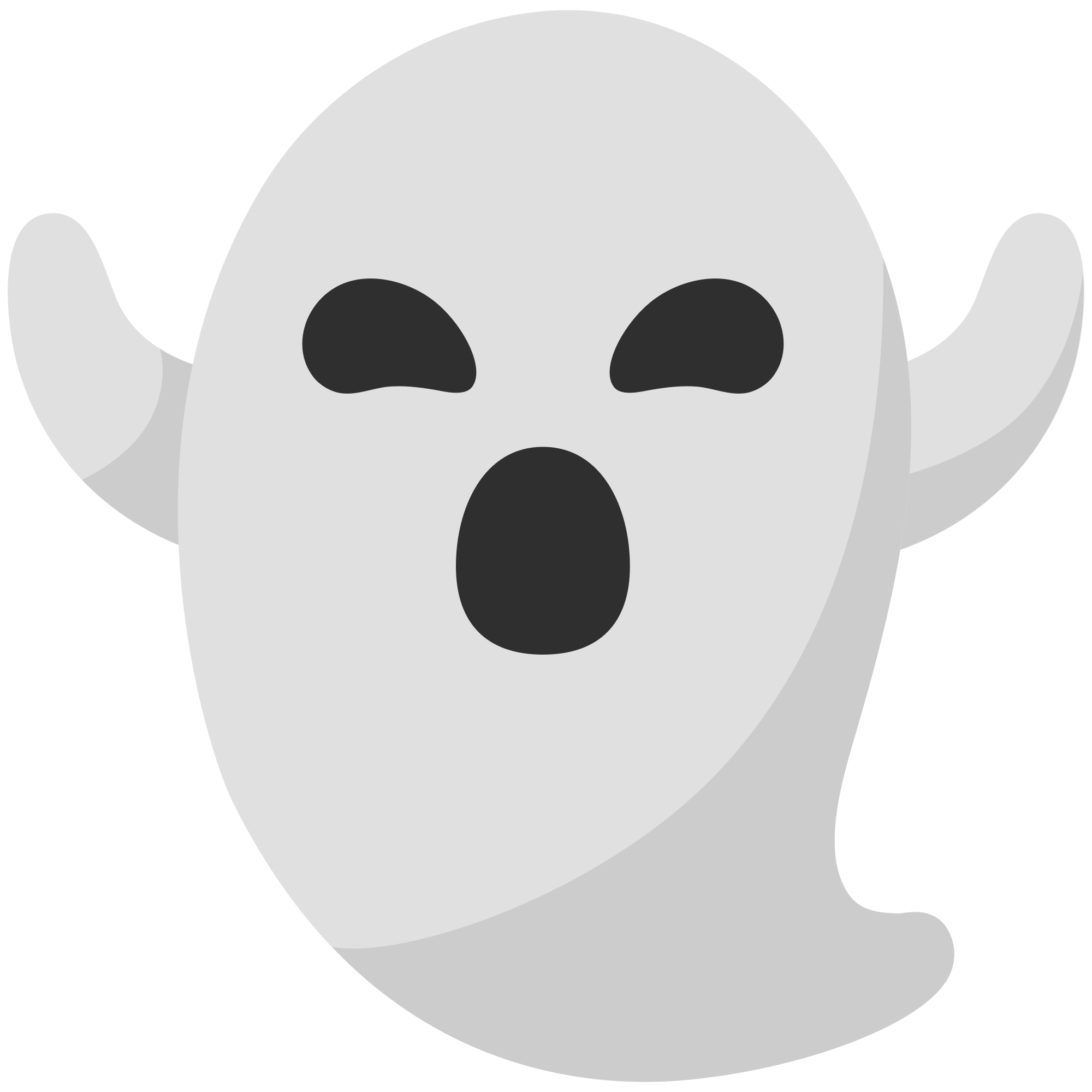 Ghost Emoji Png Jpg Freeuse Stock #51687.
