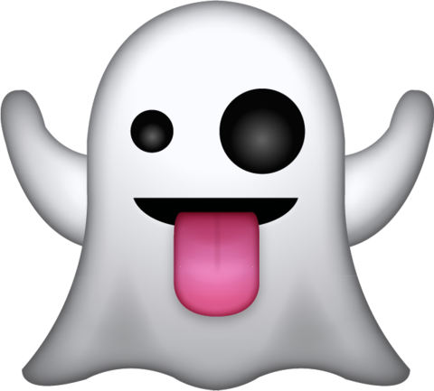 Ghost Emoji [Download iPhone Emojis].