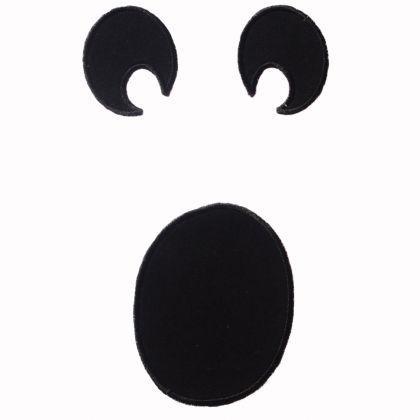 Ghost Face Applique.
