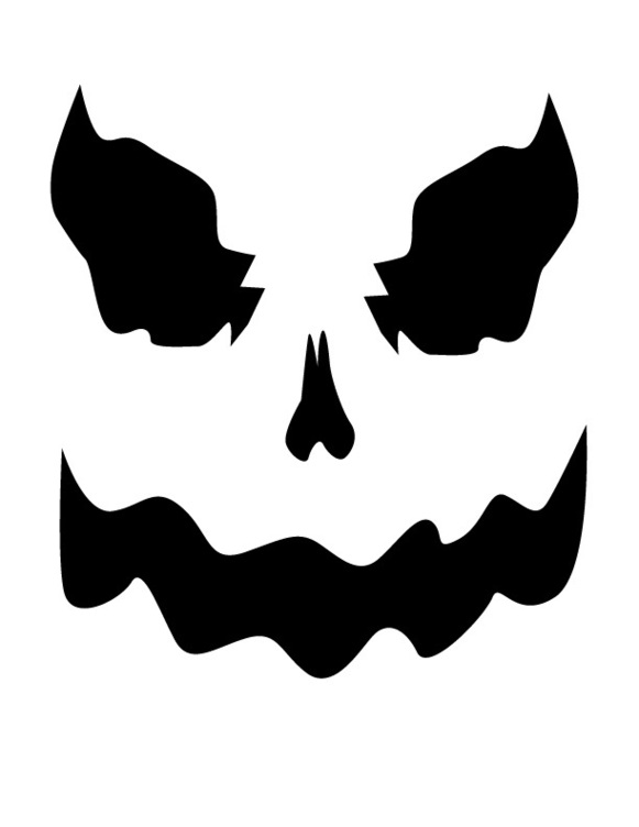 Free Ghost Face Cliparts, Download Free Clip Art, Free Clip.