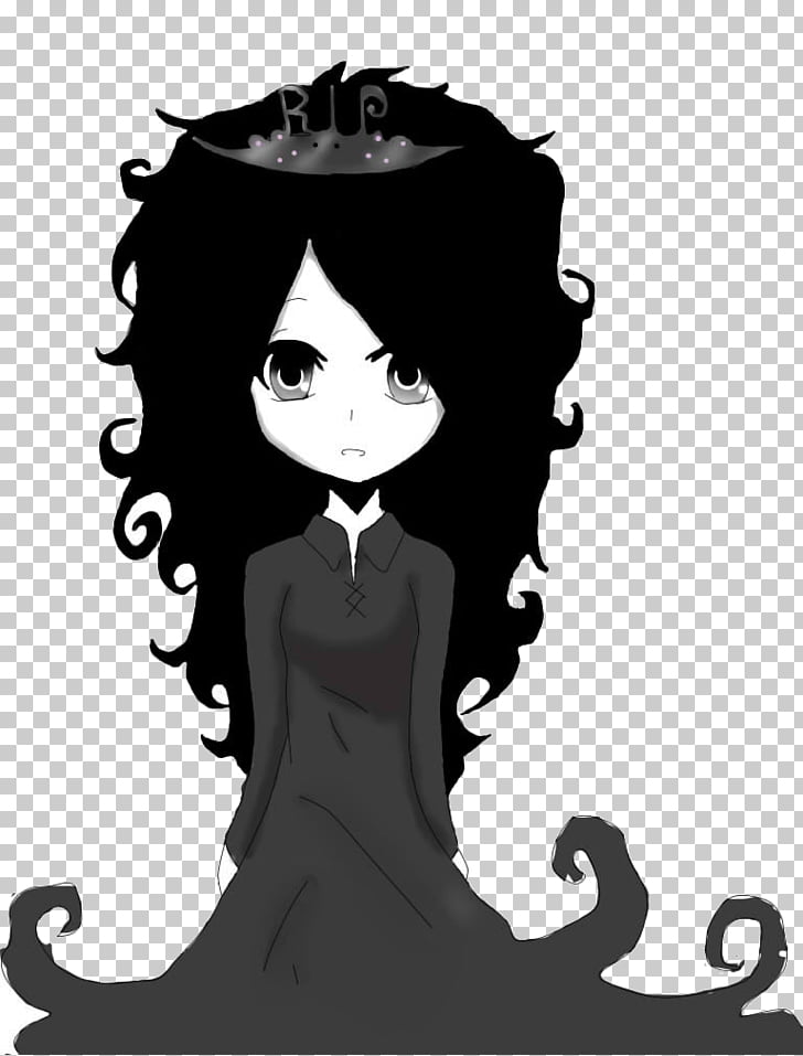 Ghostgirl Anime , Ghost PNG clipart.