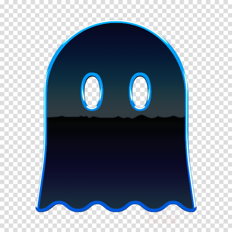 ghost icon halloween icon clipart.