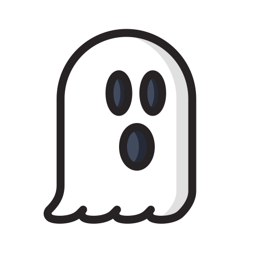 Dead, ghost, halloween, horror, monster, phantom, scary icon.