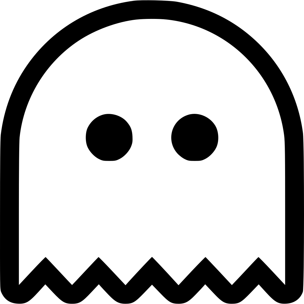 Ghost Svg Png Icon Free Download (#559187).