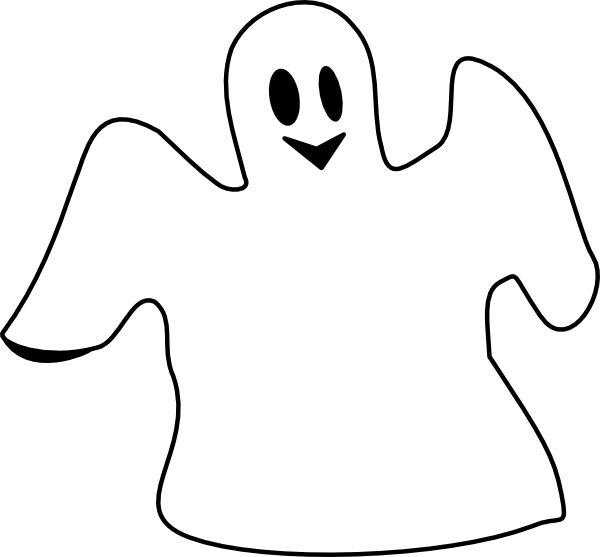 Free Ghost Cliparts, Download Free Clip Art, Free Clip Art.