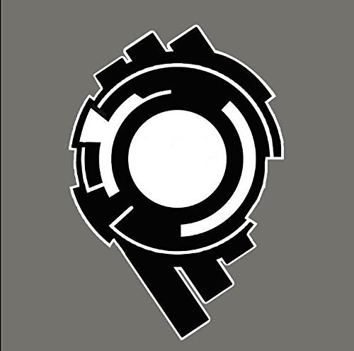 GHOST IN THE SHELL ANIME SECTION 9 LOGO.