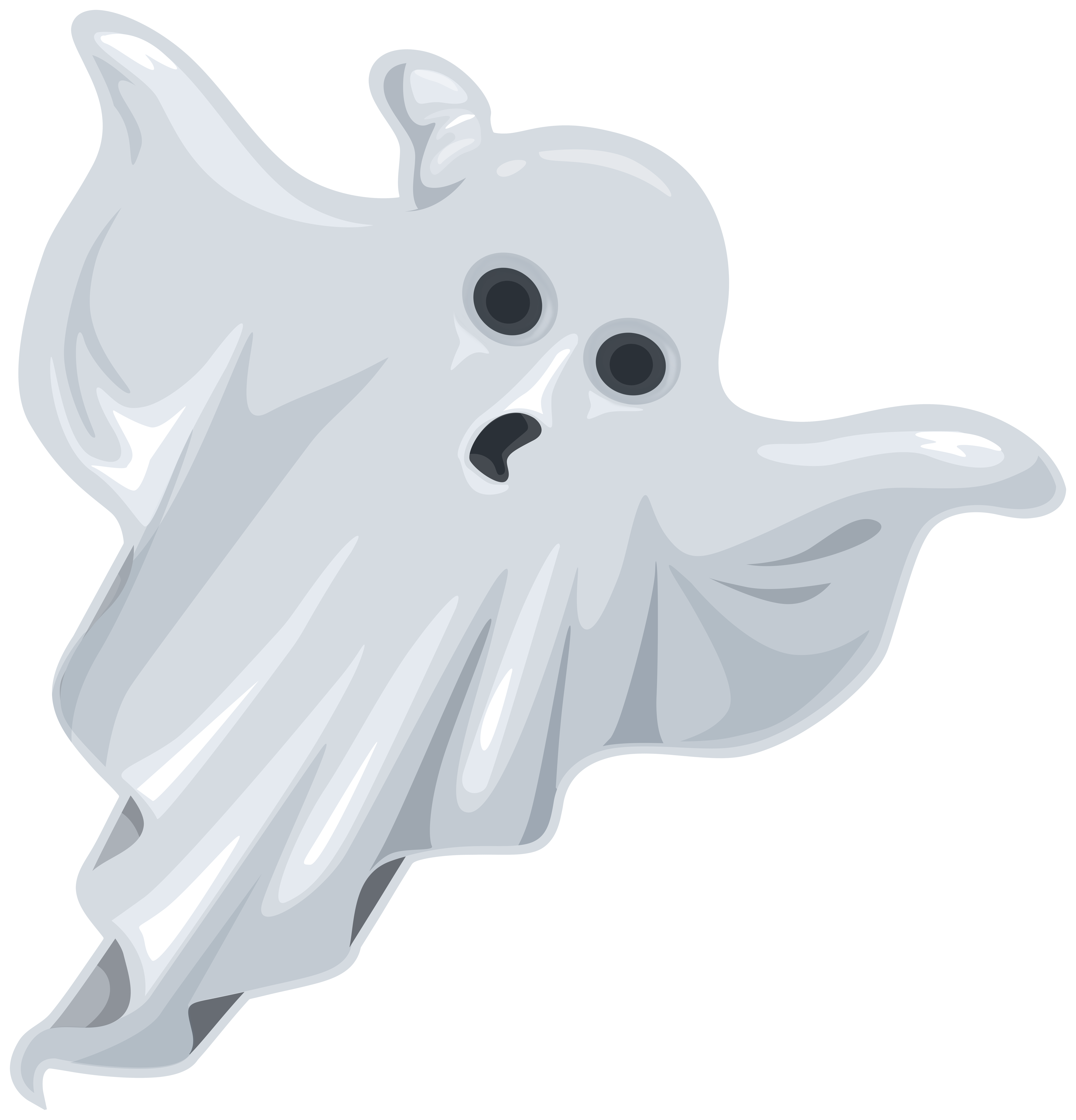 Ghost PNG Clipart.